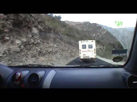 GREAT WALL HAVAL H3 por las rutas del Peru, Huancayo a Ayacucho (Accidente en la carretera)