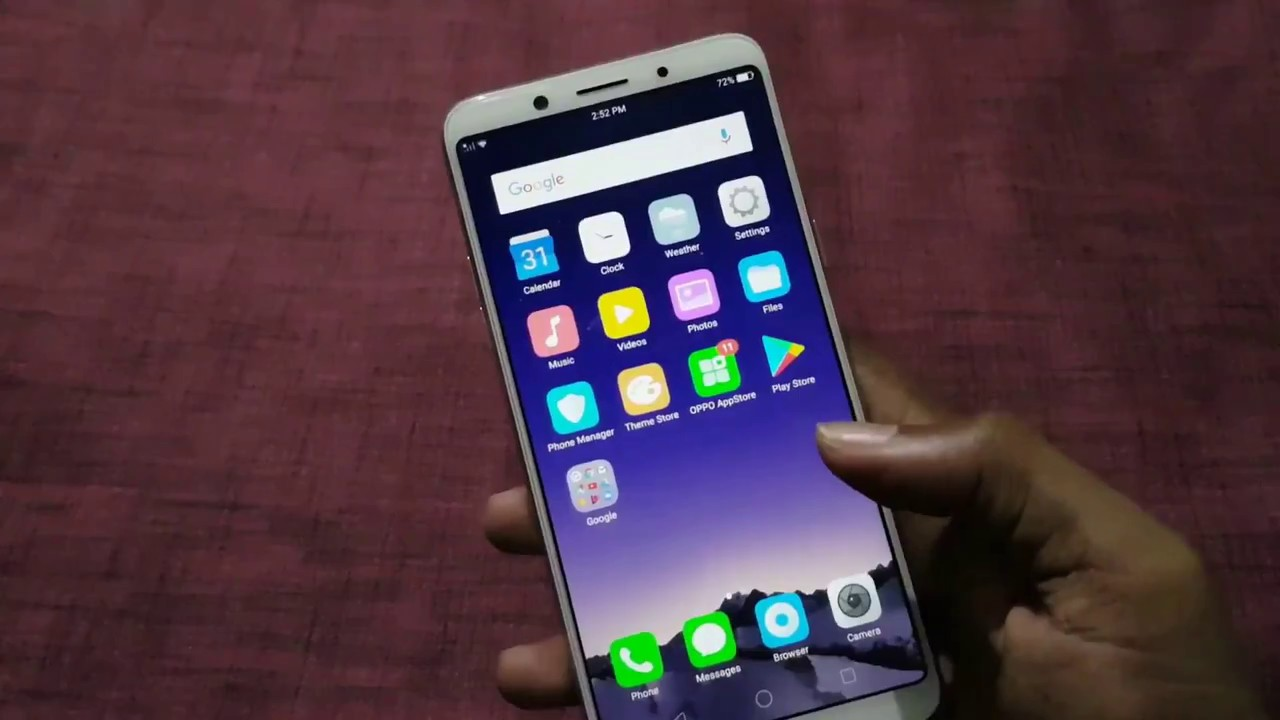How to use Clone Apps on Oppo F5