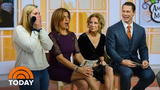 'Oh My Gosh!' 2 Ladies Get Ambush Makeovers Just In Time For The Holidays | TODAY