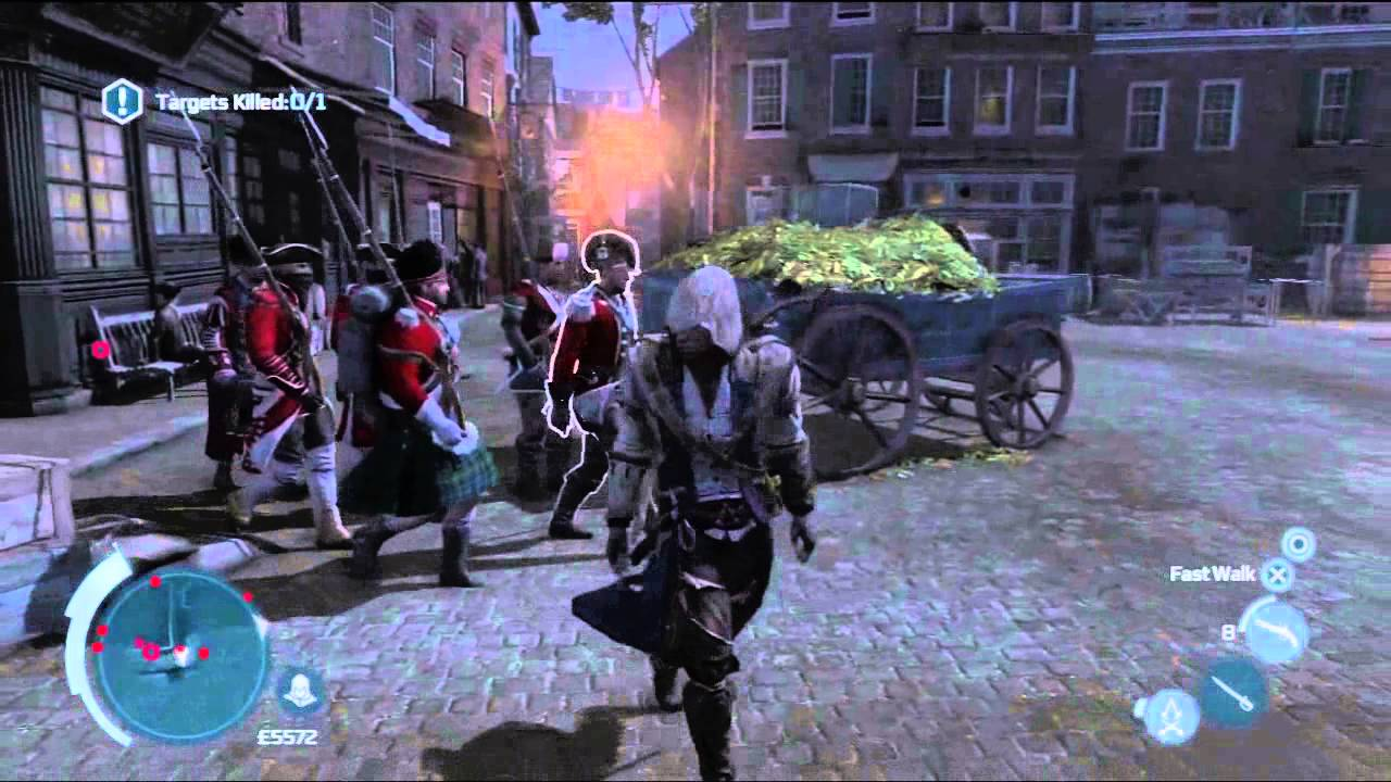 Let's Play Assassin's Creed 3 #049 - No Time For A Pint