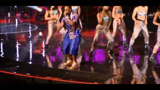 Mase - Feel So Good (Tribute To Kool & The Gang) Live @ 2014 Soul Train Awards