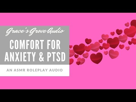 Comfort For Anxiety & PTSD [3D Sound] [Girlfriend] [Roleplay] [ASMR]