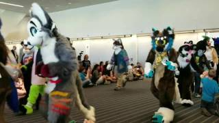 Anthrocon 2017 - Fursuit Parade