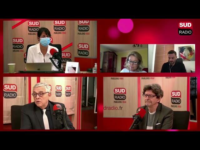 La France, ennemie de l'Algérie ? - Patrick Mignon sur SUD RADIO | 19 avril 2021