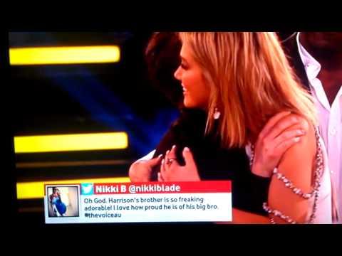Harrison Craig wins The Voice Australia 2013!!!!!!