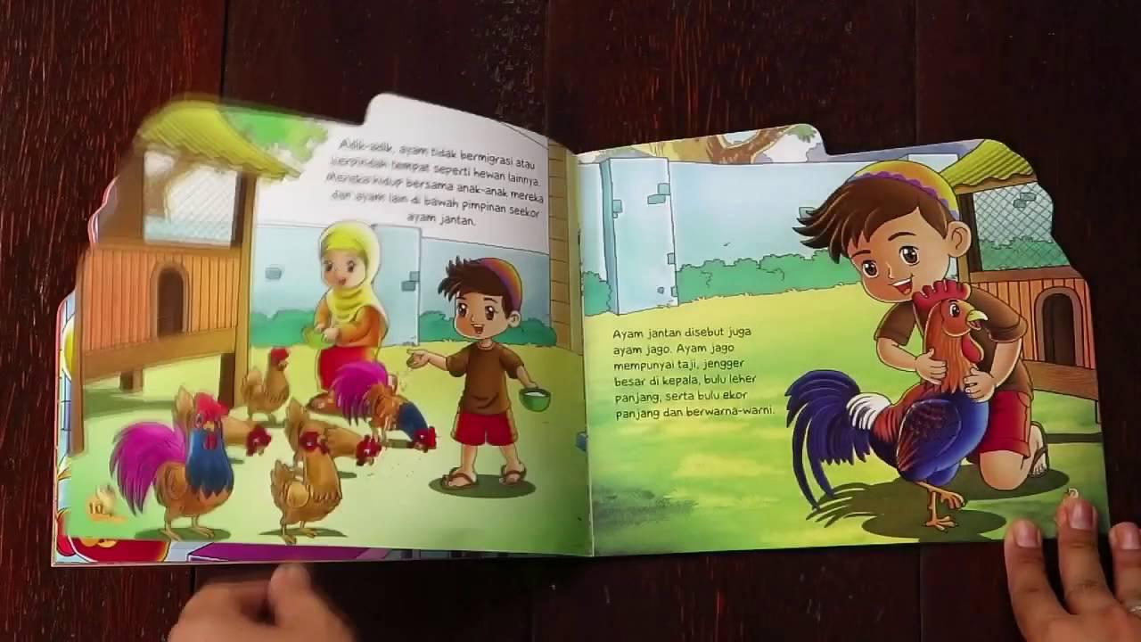 Download Buku Mendongeng - Ayam Si Pabrik Telur yang Cerewet #4