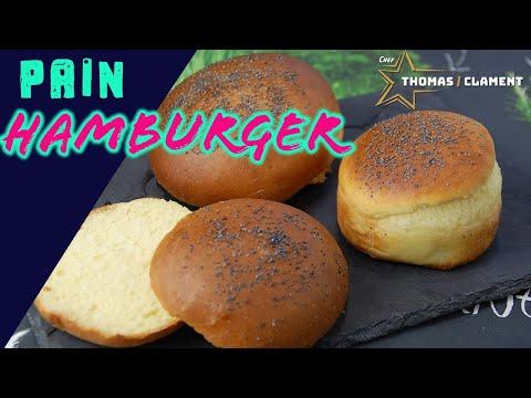 BUN'S / PAIN HAMBURGER