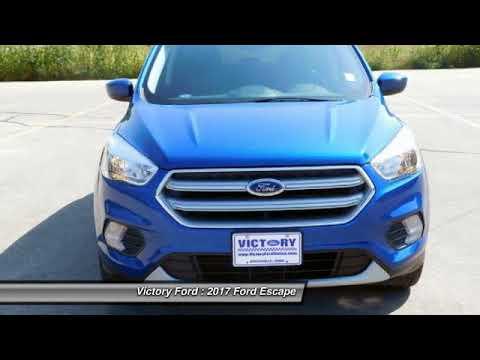 2017 Ford Escape Dyersville, Dubuque, Cedar Rapids, Manchester IA CH768