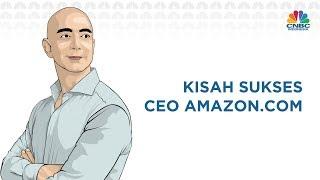 Kisah Sukses CEO Amazon.com Jeff Bezos