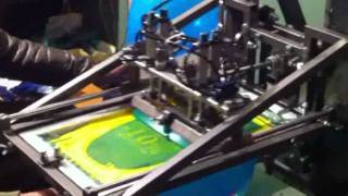 Printing machines silkscreen for balloons печать на шарах видео.WMV(Print on balloon., 2012-01-25T12:15:50.000Z)