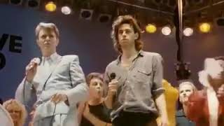 Band Aid  'Do They Know It's Christmas' 1985