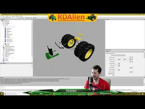 Modding, Lights And Materials Farming Simulator 19 RDAllen 08 13 2019