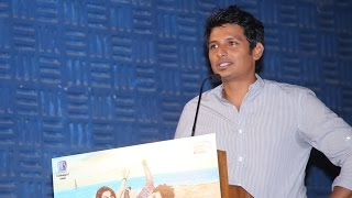 Imman was the first one to make me dance - Jiiva