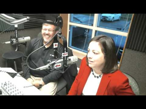 Rebecca Fleury and Mike Larson talk about the United Way campaign | Richard Piet Show