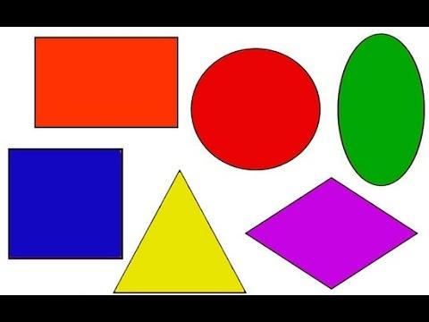 Круг квадрат треугольник картинки