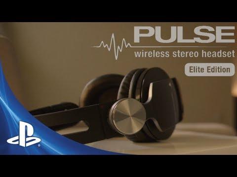 Grand Theft Auto V (GTA 5) Sony Pulse Elite Headset (PS3