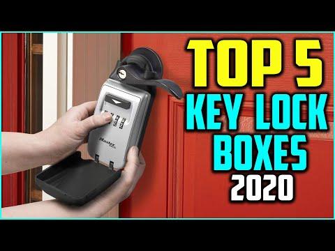 Top 5 Best Key Lock Boxes In 2020