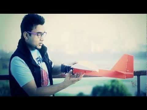 How to make an RC Plane SPAD - ( by Rahul Arya & Aidren Quental )