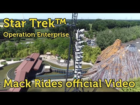 Star Trek™ - Operation Enterprise official movie from Mack Rides