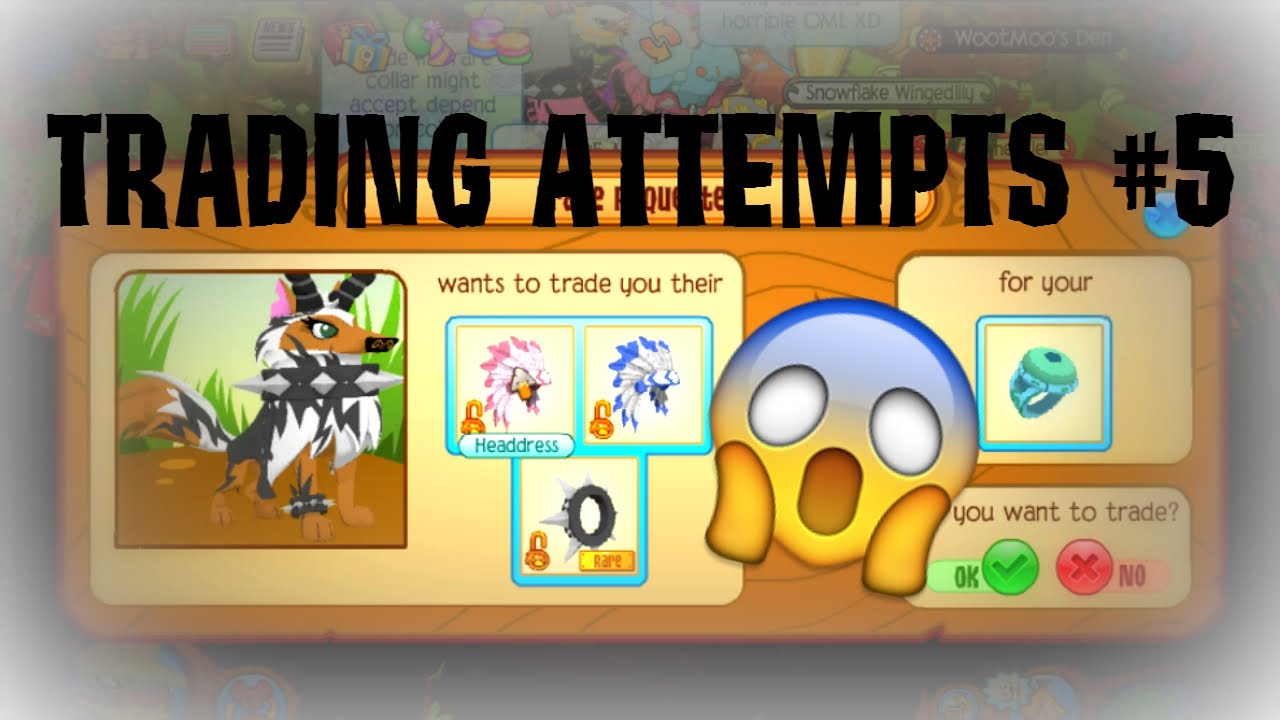 Animal Jam Trading Attempts Glitched Ring Youtube