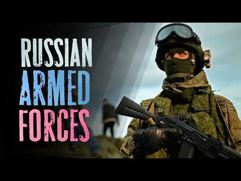 The Armed Forces of the Russian Federation 2021