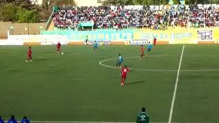 Ismaila Simpara 15 défenseur de la GF(génération foot au Sénégal)V1