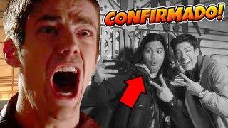 ¡SE ME EXPLOTA LA CABEZA! The Flash 5x03 VIBE MUERE Confirmado! - The Flash Temporada 5