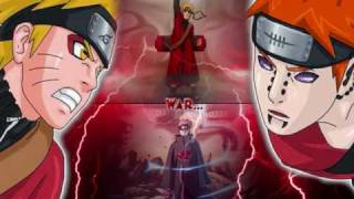 naruto vs pain soundtracks