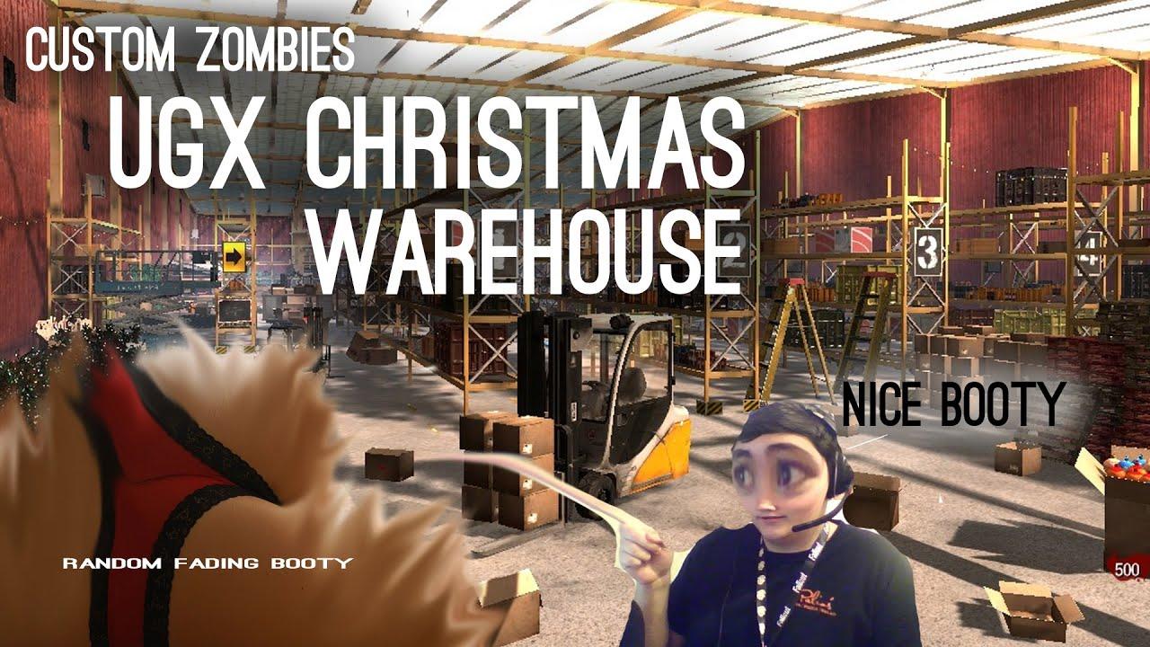 Call of Duty Zombies - UGX CHRISTMAS WAREHOUSE - YouTube