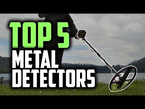 Best Metal Detectors in 2019 | 5 Options For Beginners & Professionals