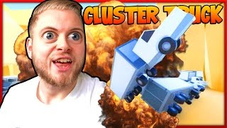 SquiddyPlays - CLUSTER TRUCK! - This Game Is Awesome!