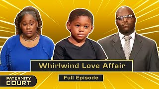 Whirlwind Love Affair: Man Disappears When Girlfriend Gets Pregnant (Full Episode)   Paternity Court