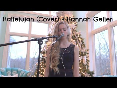 Hallelujah (Cover) -  Hannah Geller