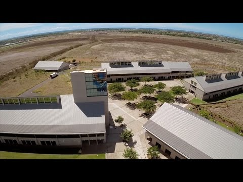 University of Hawaii–West Oahu aerial tour and more