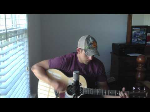 Alone With You - Jake Owen cover by Chris Rogers