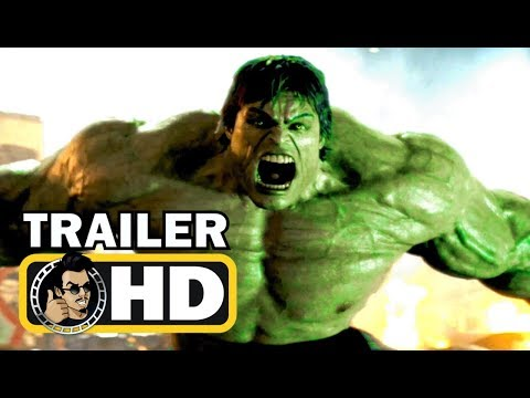 THE INCREDIBLE HULK (2008) Official...