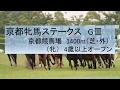 2017年 京都牝馬ステークス GⅢ データ分析・傾向