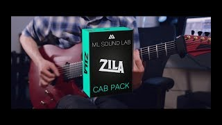 Cab Pack Zila based on Zilla Cabs 4x12 | Run-through by Timothy Mah