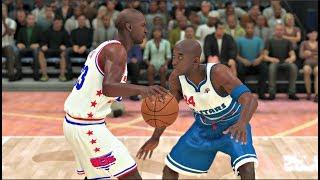 NBA 2K20 Gameplay - 2000's All Stars vs 1980's All Stars – NBA 2K20 PS4