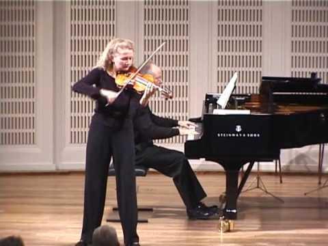 Devil's trill sonata Elisabeth Jess-Kropfitsch