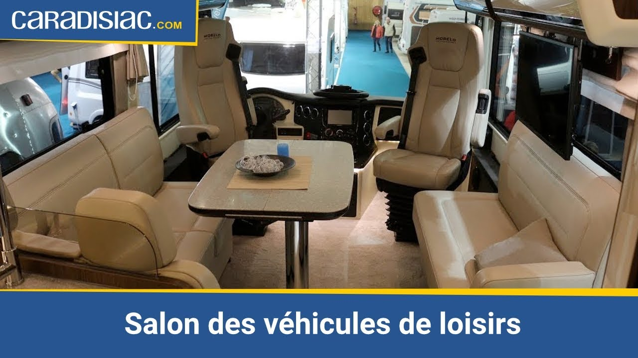 Salon Des Véhicules De Loisirs La Star C Est Le Camping Car