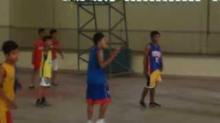 Teachers Village Basketball Team  #  3 May 12,2013 Zamboanga Philippines