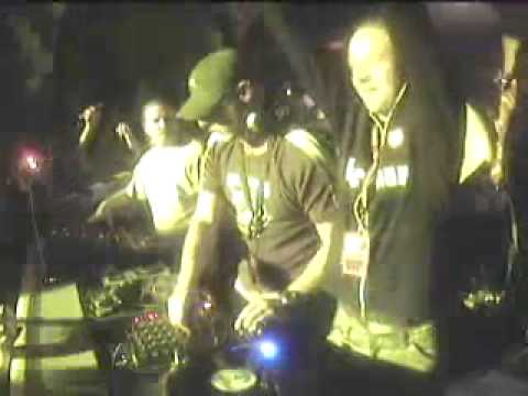 Master Blaster @ E klub Budapest 2003 11 21