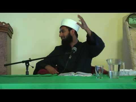 Imam Muhammed Asim Hussain - Al Isra Wal Miraj - Southampton Medina mosque