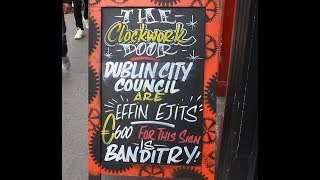 Dublin's sandwich board wars: A council 'money grab' or a step in the right direction?