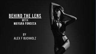 Editorial Photoshoot   Behind the Scenes with Mayara Fonseca