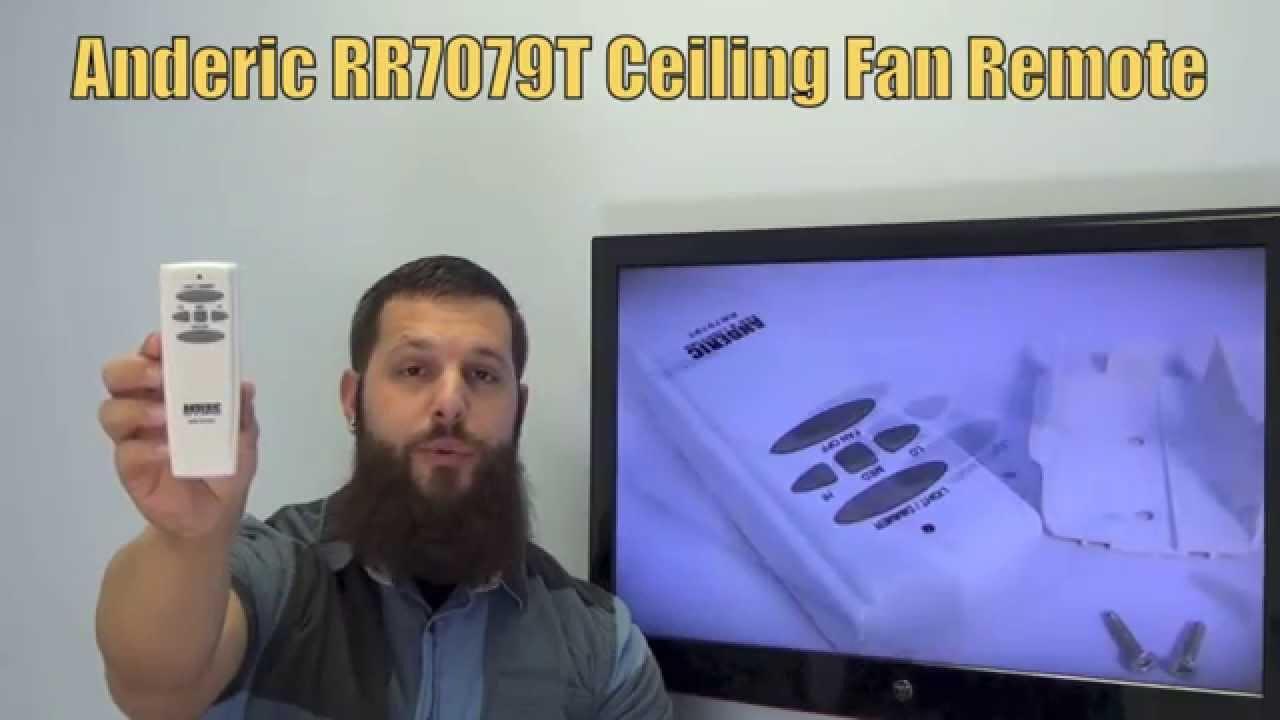 Anderic rr7079t ceiling fan hampton bay replacement remote www anderic rr7079t ceiling fan hampton bay replacement remote replacementremotes mozeypictures Choice Image