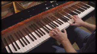 Still, Still, Still by Brad Jacobsen - Live at Piano Haven Studio, Sedona, AZ