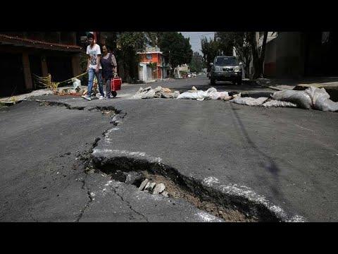 زلزال بقوة 6.3 درجة يضرب خليج كاليفورنيا والمكسيك  - نشر قبل 5 ساعة