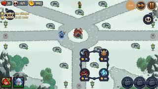 Campaign - lvl 25 (Thor's Crossroads) World 2 - Realm Defense